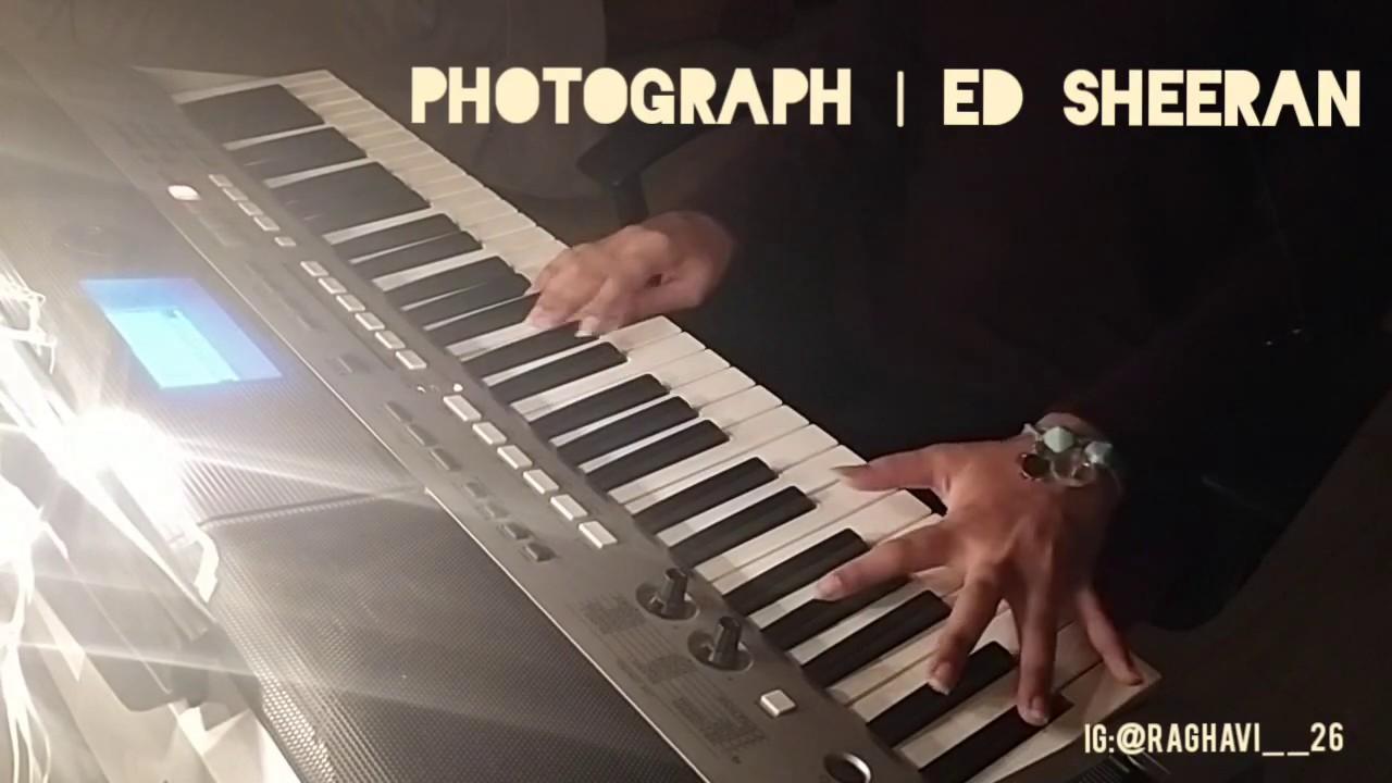Photograph-Ed Sheeran (loop cover) - YouTube