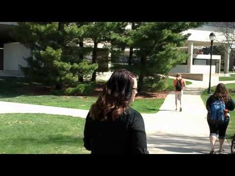 Central College Tour in Pella, IA