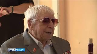 Герой Великой Отечественной войны отметил 92-ой День рождения