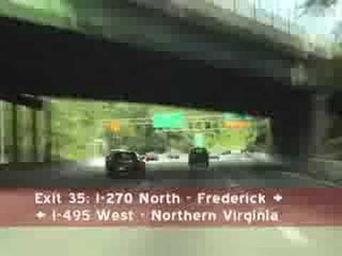 I-495 Capital Beltway to I-270 Maryland Suburbs