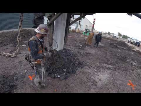Local 34 Pile Drivers - Concrete Piles