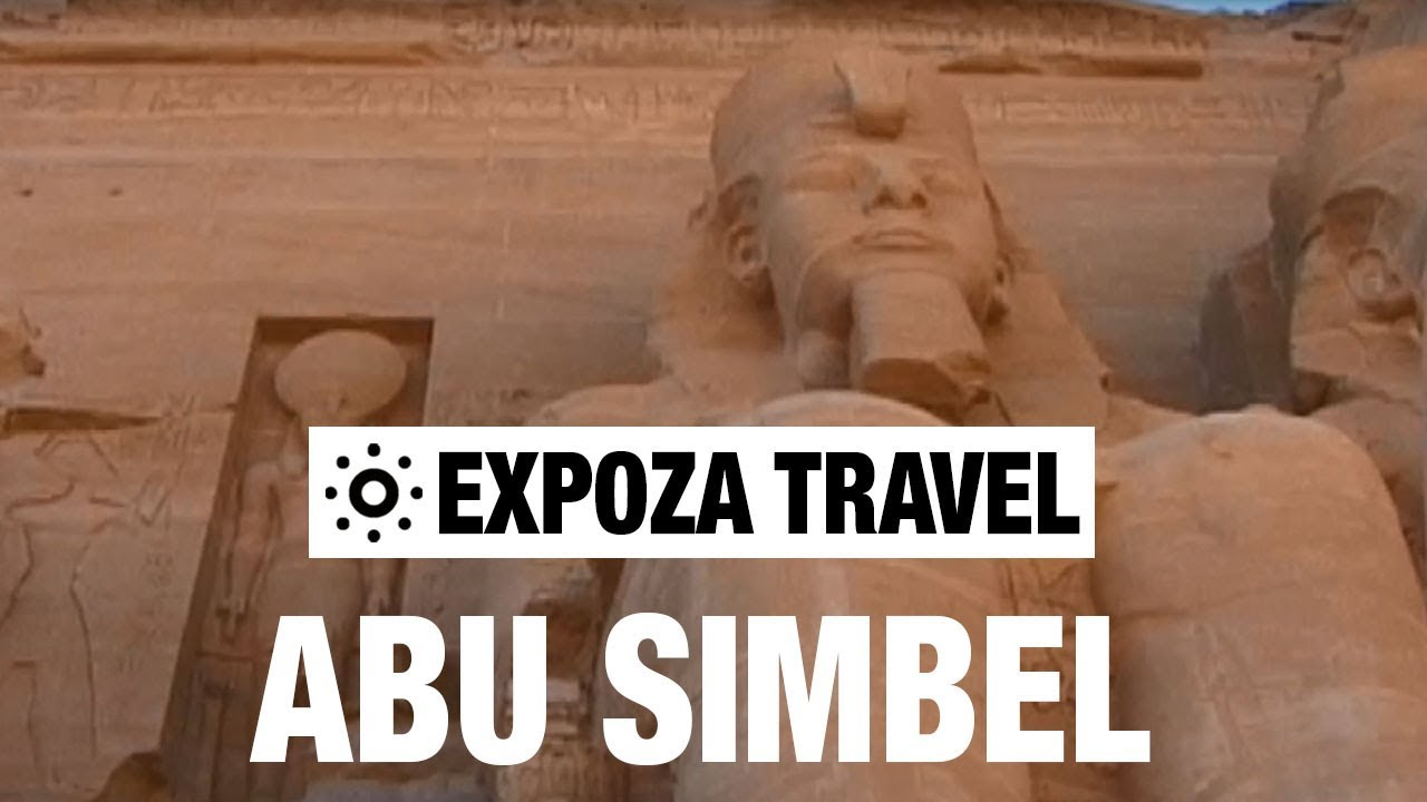 Abu Simbel Vacation Travel Video Guide