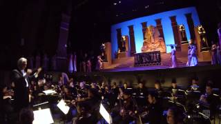 Aida [COMPLETE Performance with English closed captions] performed by Bob Jones University