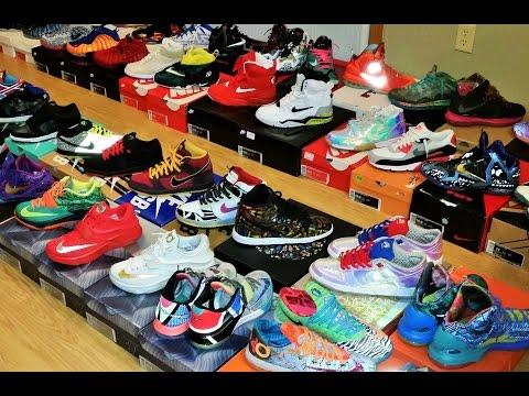 Air Jordan Shoe Collection Pictures