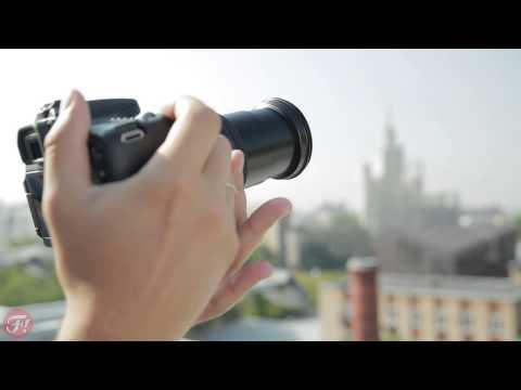 Фотошкола рекомендует: Обзор объектива Canon EF-S 18-200mm f/3.5-5.6 IS