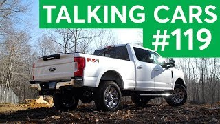 Your Car Questions Answered | Talking Cars with Consumer Reports #119 thumbnail