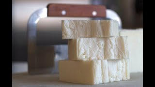 How to make homemade soap (hand milled soap or rebatch soap) for beginners