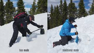 Avalanche Rescue Series: Avalanche Shoveling 101