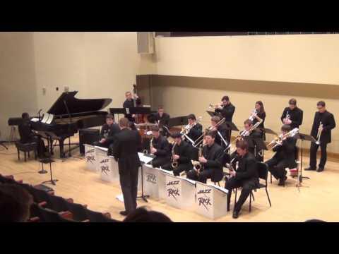 Perdido, SRU Jazz Ensemble, December 2016