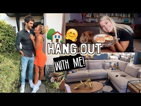 VLOG: NEW HOUSE UPDATES, NEW HAIR & DATE NIGHT! thumbnail