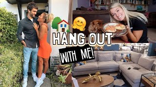 VLOG: NEW HOUSE UPDATES, NEW HAIR & DATE NIGHT!