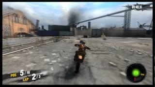 quick game - Motorstorm Apocalypse - moto