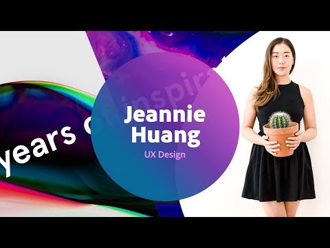 Live UX Design with Jeannie Huang - 1 of 3