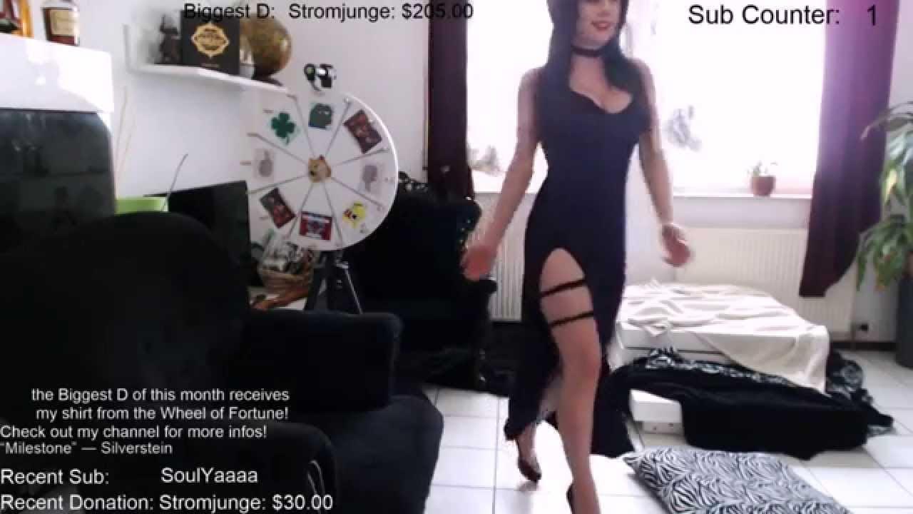 Missypwns - Secret Agent MF Cosplay - Twitch Nude Videos
