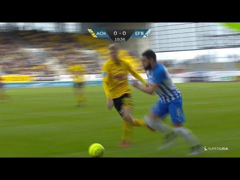 AC Horsens - Esbjerg FB (7-10-2018)