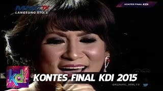 "Video Azizah "" Nirmala "" Maumere - Kontes Final KDI 2015 (11/5) download MP3, 3GP, MP4, WEBM, AVI, FLV Juli 2018"