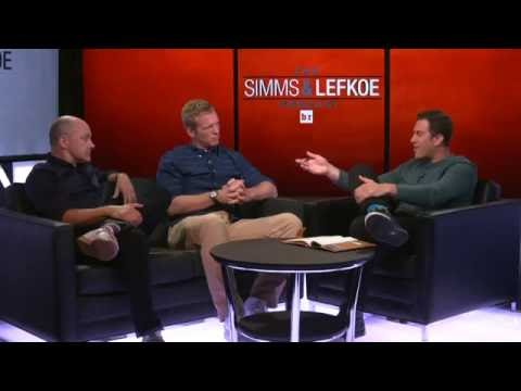 The Simms & Lefkoe Podcast: Actor Rob Corddry (Episode 71)