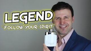 Montblanc Legend Spirit Fragrance/Cologne Review