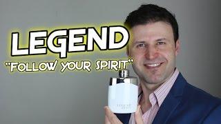 Montblanc Legend Spirit Fragra…