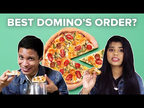 Who Has The Best Domino's Pizza Order? | BuzzFeed India