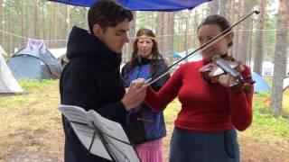Научиться играть на скрипке можно в любом возрасте!