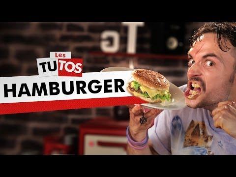 TUTO HAMBURGER