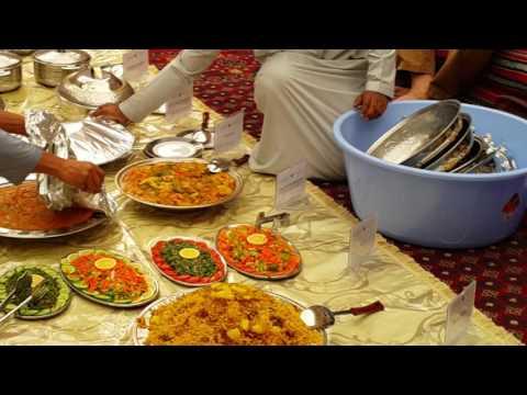 Emirati food at Sheikh Mohammad Cultural Understanding Bastakiya Dubai 30.11.2016