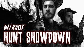Cadılar Bayramı Özel - Hunt: Showdown w/RaufBaba