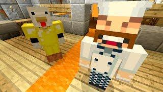 Minecraft Xbox - Ocean Den - STOP BUILDING! (43)