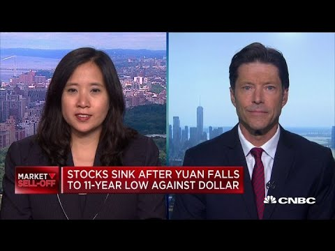 China's Currency Weaponization Its Most Effective Trade War Tool: Pro