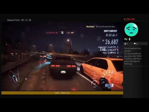 Need For Speed Grind W/Cuban