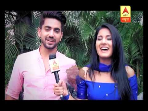 Naamkaran: Take A Look At Neel, Avni's Pool Romance