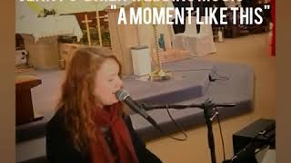 A Moment Like This - (Leona Lewis) Jenny O'Brien Wedding Music YouTube Thumbnail