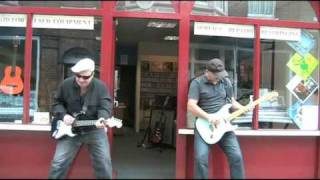 Cromer Carnival Song by Andreas feat Rade Slick Rock and Roll Lead Guitar