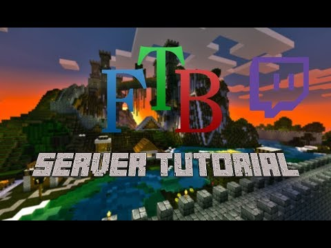 How To Create A FTB Server Using The Twitch Launcher! | Without Port Forwarding! | Without Hamachi!