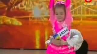 Baletaci on Ukraine&#39s Got Talent   Amazing Boy and Girl