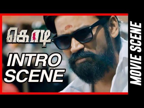 Kodi - Intro scene | Dhanush |  Trisha...