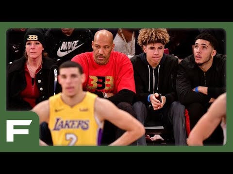 Lonzo Ball Gets ABSOLUTELY OWNED By Lamelo Ball!