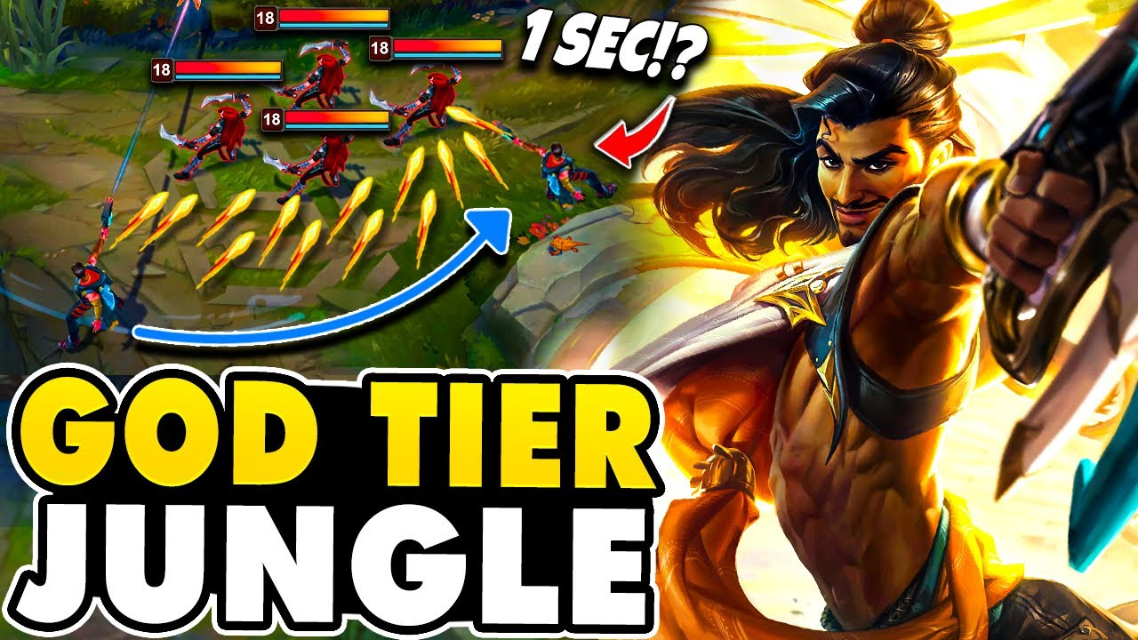 ONE SHOT TANKS WITH THIS NEW MASTER YI BUILD!