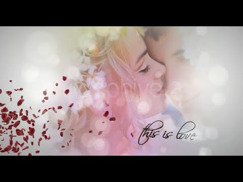 After Effects Wedding & Romantic Template thumbnail