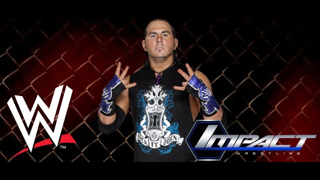 Matt Hardys WWE Future After TNA Winning World Heavyweight Championship Major Backstage News