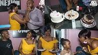 Birthday ya Rose Ndauka/Aonesha Mahaba Live Mbele ya  Mzazi/Ndoa yazua Gumzo/Awalisha Cake Rafiki