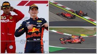 Судьи убивают Феррари - новый скандал, Ферстаппен гений (Гран При Австрии 2019 Формула-1)