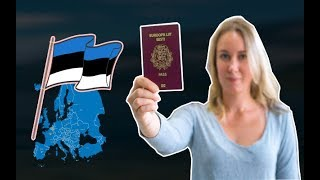 دولة أستونيا الغنية في أوروبا تمنح جنسيتها الإلكترونية لكل من يريدها وحتى العرب ! شرح التقديم