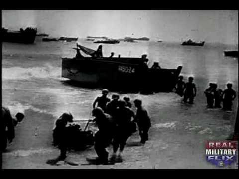 WWII - The Invasion of Angaur in the Pacific