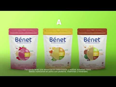 Video Nuevos Batidos Nutricionales Bénet