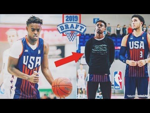 JBA STAR Jordan Ray DECLARES For The 2019 NBA Draft! | Career Decisions & JBA Future