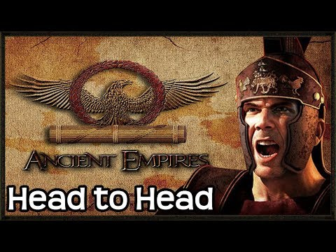 Carthage Vs Rome  Head To Head  Total War: Ancient Empire Gameplay #1