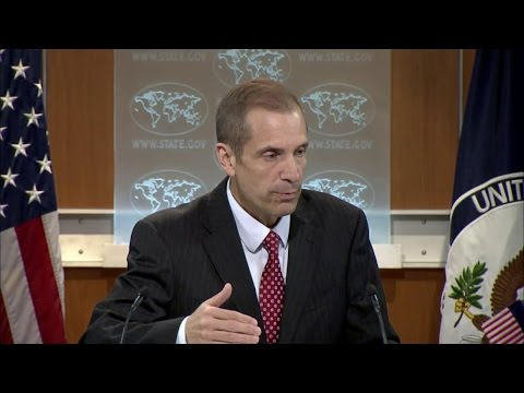 Daily Press Briefing - March 16, 2016
