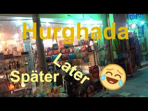 Shop Strasse Hurghada